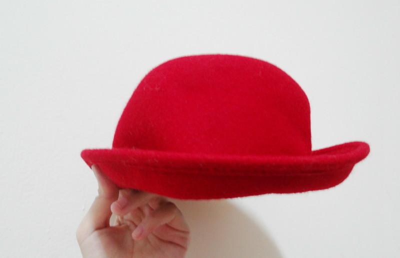 杉葉CEDAR LEAVES 的 法式小圓帽