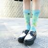 無品牌 的 銀河襪