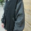 杉葉CEDAR LEAVES 的 復古拼接棒球外套
