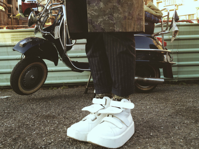 BELLY BUTTON 的 SHOES