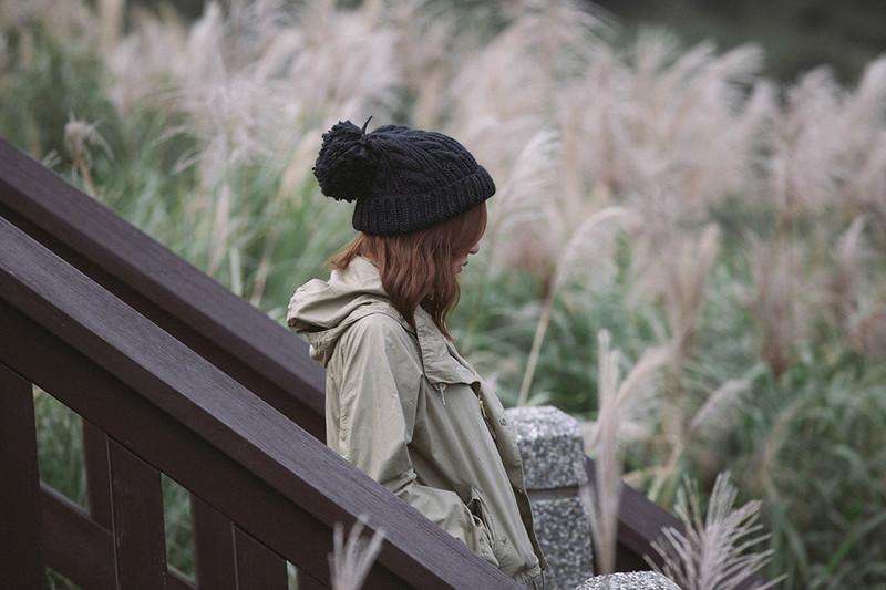 MAISON DE REEFUR 的 針織毛帽