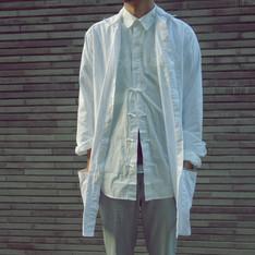 CLOT 的 中國風襯衫