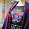 FORD X ANNA SUI 的 MUSTANG UNLEASHED TEE