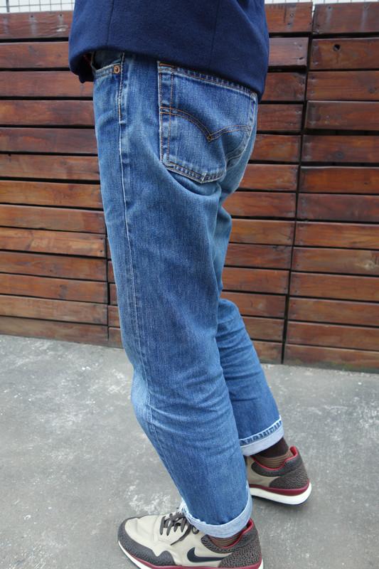 LEVI'S 的 二手牛仔褲