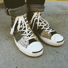 CONVERSE FIRST STRING JACK PURCELL BORO 的 SHOES