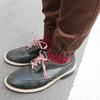 CABAL&CO.INC 的 雕花皮鞋