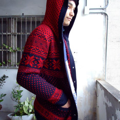 NET 的 毛衣外套