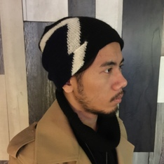 NEIL BARRETT  的 BEANIE