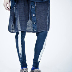 SLIGHTLY NUMB 的 BOSTAPH LAYER PANTS