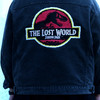 THE LOST WORLD 的 外套背面
