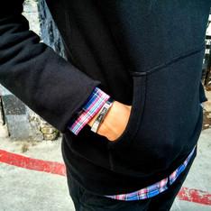 無品牌 的 袖子細節