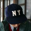 復古羊毛棒球帽