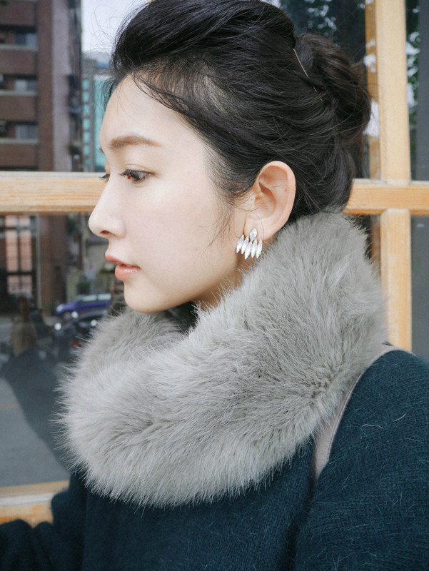 BANANA REPUBLIC 的 脖圍