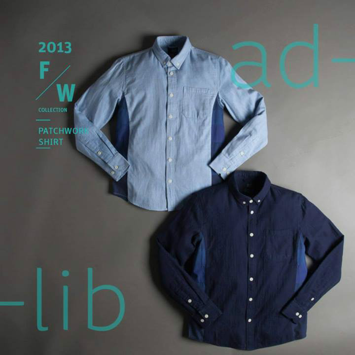 ADLIB 的 襯衫