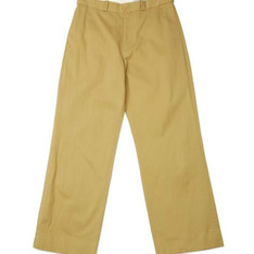 YAECA 的 CHINO CLOTH PANTS - WIDE