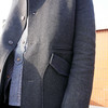 CHAINLOOP 的 羊毛口袋大衣