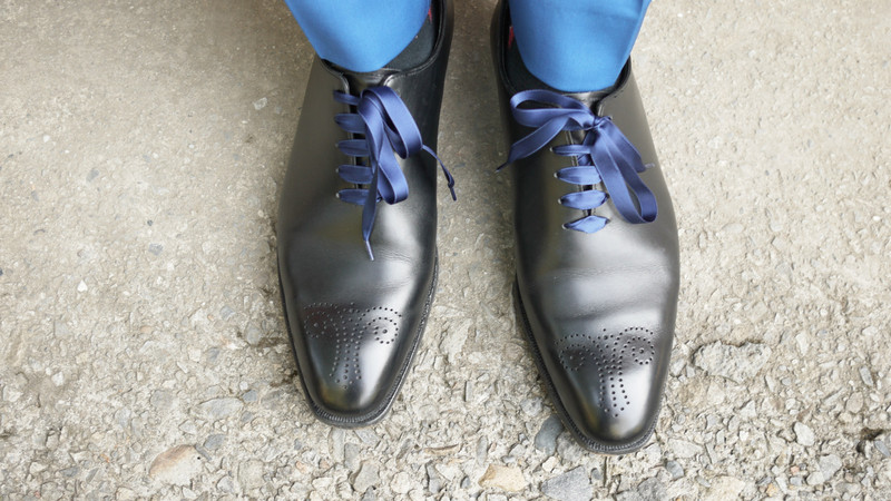 CROCKETT & JONES 的 SHOES