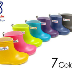 STAMPLE 的 雨鞋