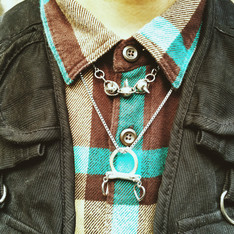 DWARFCLOWN 的 NECKLACE