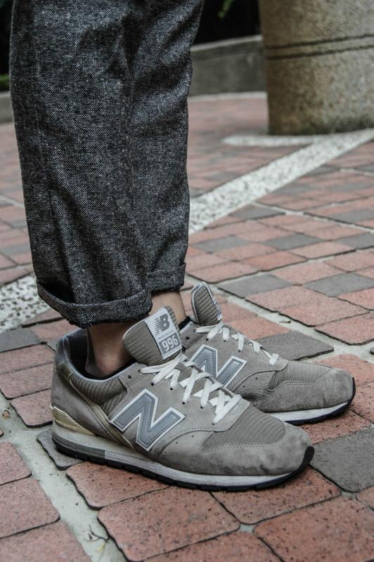 NEW BALANCE 的 NB運動鞋