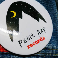 PETIT ALP RECORDS 的 胸章