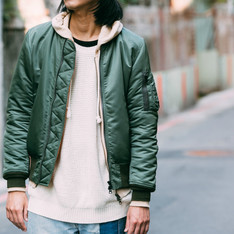 ALPHA INDUSTRIES 的 MA-1