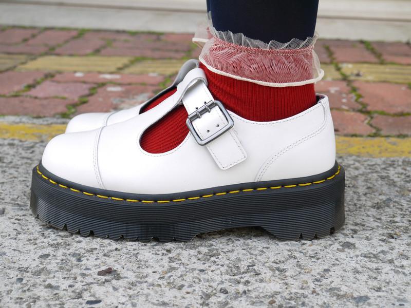 DR. MARTENS 的 馬丁鞋