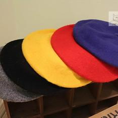 MILO.COM 的 BABY羊毛貝蕾帽