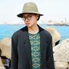 THE SHOP & CUT 的 橄欖綠紳士帽