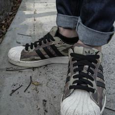 ADIDAS ORIGINALS 的 布鞋