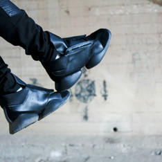 JESSICABUURMAN 的 BLACK RICK OWENS FOR ADIDAS