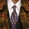 SALVATORE FERRAGAMO 的 駱駝領帶