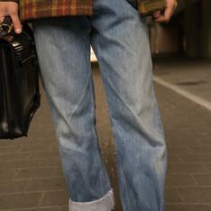 LEVI'S 的 直筒牛仔褲