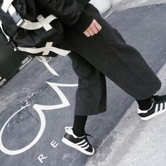 WONDERWALL小版男裝 的 韓國直送寬褲