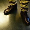 LUDDITE  的 LACE UP WORKING BOOTS