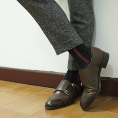 ALFRED SARGENT 的 MONK SHOE