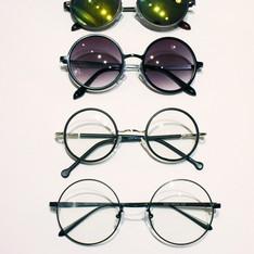 NOBLEZA 的 圓框眼鏡