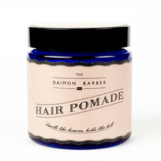 THE DAIMON BARBER  的 髮油