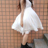 PAZZO 的 白洋裝