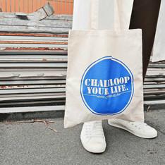 CHAINLOOP 的 TOTE BAG