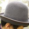 ZARA 的 圓頂禮帽