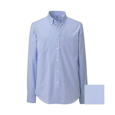 UNIQLO 的 OXFORD SHIRT