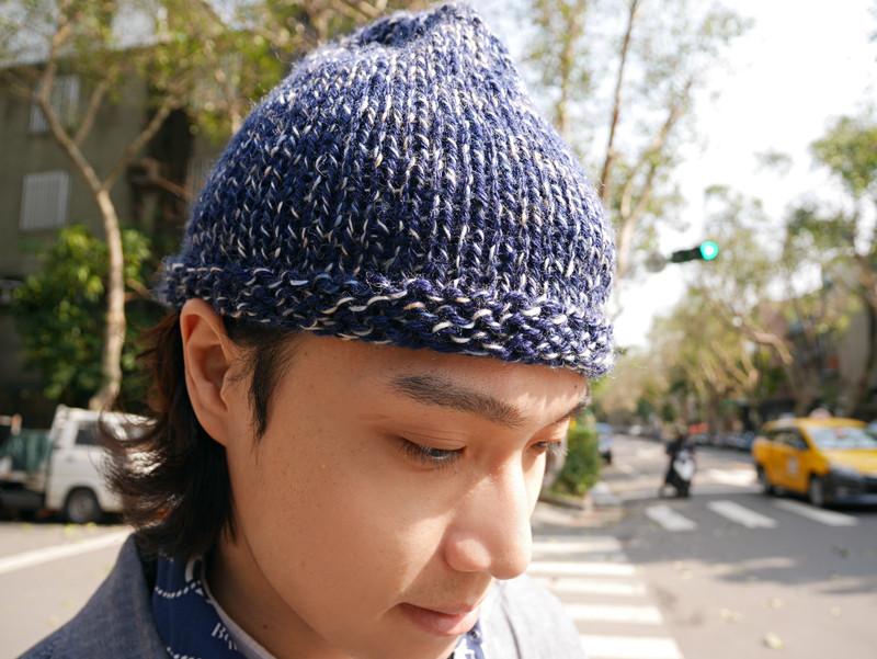 OVER THE BASIC 的 針織毛帽