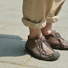 MACANNA 的 袋鼠鞋