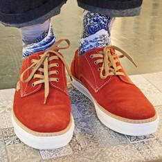 DANNER 的 麂皮休閒鞋