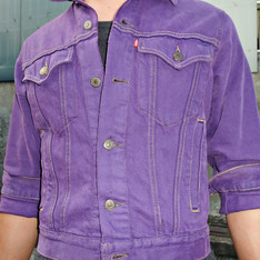 LEVI'S 的 二手牛仔外套