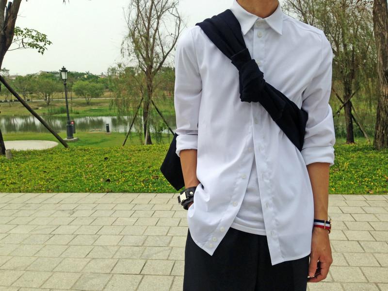 GALOOP 的 白襯衫
