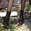 厚底控如我,除了經典龐克編織厚底鞋以外, 馬汀JADON也是我的好夥伴❤