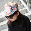 STUSSY 的 JAMROCK CAMP CAP