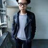 H&M 的 騎士皮革夾克